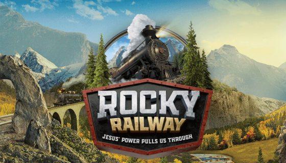 Rocky Railway VBS Program
