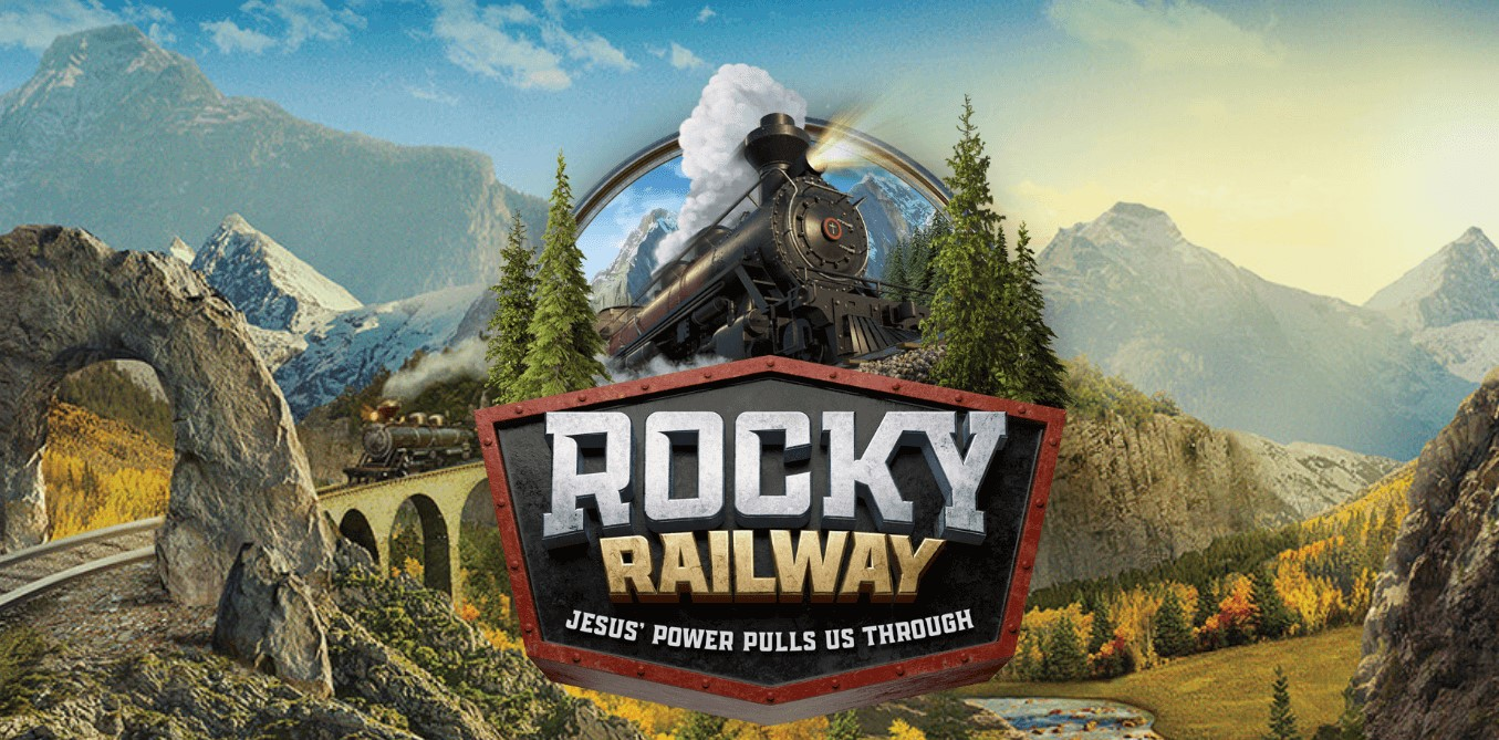 Rocky Railway VBS Program